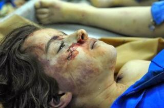 Vanessa Nehko 7χρονη νεκρή μαθήτρια.